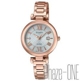 7e5bbe9eac 新品 即日発送可 カシオ SHEEN ソーラー 電波 時計 レディース 腕時計 SHS-4502LTD-7AJR
