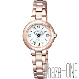 シチズン クロスシー ソーラー 電波 時計 レディース 腕時計 ES9002-58A