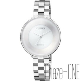 シチズン L アンビリュナ ソーラー 時計 レディース 腕時計EM0601-84A