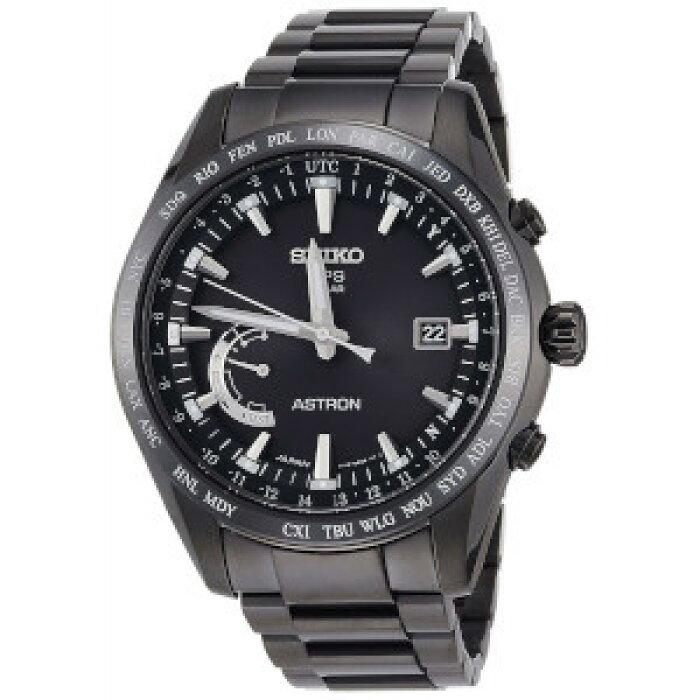 セイコーアストロンASTRONGPSソーラー電波時計メンズ腕時計SBXB089