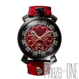 ガガミラノ ラスベガス マヌアーレ48MM 手巻き 時計 メンズ 腕時計 5012.LAS VEGAS.02