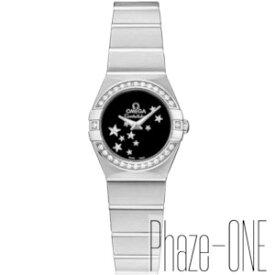 オメガ コンステレーション クオーツ 時計 レディース 腕時計 123.15.24.60.01.001