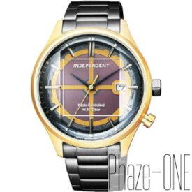 新品 即日発送可 シチズン インディペンデント 20周年記念限定モデル ソーラー 電波 時計 メンズ 腕時計 KL8-422-51