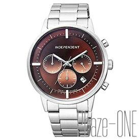 新品 即日発送可 シチズン インディペンデント Timeless Line Chronograph クォーツ メンズ 腕時計 BR1-811-91