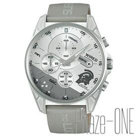 新品 即日発送可 アルバ ワイアード コジマプロダクション wena コラボレーションモデル クオーツ メンズ 腕時計 AGAT730