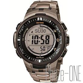 新品 即日発送可 カシオ プロトレック ソーラー 電波 時計 メンズ 腕時計 PRW-3000T-7JF