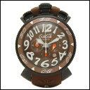 【あす楽対応】GaGa Milano ガガ ミラノ クロノグラフ 48MM クオーツ 時計 メンズ 腕時計 6054.5