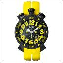 新品 即日発送 GaGa Milano ガガ ミラノ クロノグラフ 48MM クオーツ 時計 メンズ 腕時計 6054.4