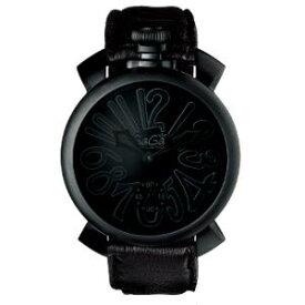新品 即日発送可 ガガミラノ マヌアーレ 48MM 手巻き 時計 メンズ 腕時計 5012.02S