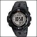 新品 即日発送 CASIO カシオ PROTREK プロトレック マルチバンド6 タフ ソーラー 電波 時計 メンズ 腕時計 PRW-3000-1JF