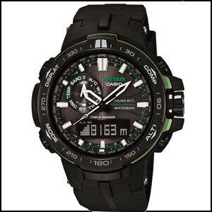 新品 即日発送 CASIO カシオ プロトレック ソーラー 電波 時計 メンズ 腕時計 PRW-6000Y-1AJF