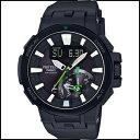 【特集】 CASIO カシオ プロトレック ソーラー 電波 メンズ 腕時計PRW-7000-1AJF