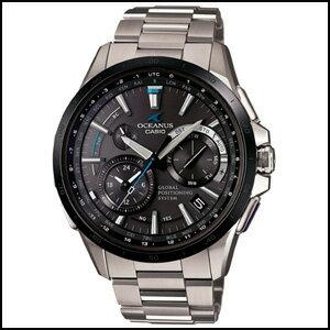 新品 即日発送 CASIO カシオ オシアナス GPS ハイブリッド ソーラー 電波 時計 メンズ 腕時計OCW-G1000DB-1AJF