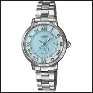 CASIO カシオ シーン フローティング・インデックス・シリーズ ソーラー 電波 時計 レディース 腕時計 SHW-1600D-2AJF