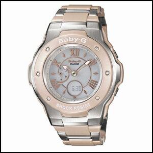 新品 即日発送 カシオ ベイビーG トリッパー ソーラー 電波 時計 レディース 腕時計 MSG-3200C-4BJF
