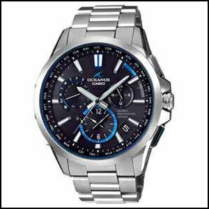 新品 即日発送 カシオ オシアナス GPS ソーラー 電波 時計 メンズ 腕時計 OCW-G1100T-1AJF