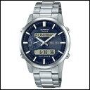 CASIO カシオ リニエージ デジアナ ソーラー 電波 時計 メンズ 腕時計 LCW-M600D-2AJF