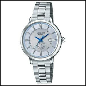 新品 即日発送 CASIO カシオ シーン ヴォヤージュシリーズ ソーラー 電波 時計 レディース 腕時計 SHW-1800D-2AJF