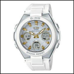 新品 即日発送 カシオ ベイビーG ジーミズ ソーラー 電波 時計 レディース 腕時計 MSG-W100-7A2JF