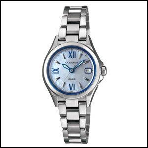 新品 即日発送 カシオ オシアナス ソーラー 電波 時計 レディース 腕時計 OCW-70PJ-7AJF