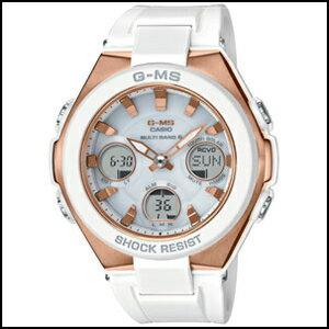 新品 即日発送 カシオ ベイビーG ソーラー 電波 時計 レディース 腕時計 MSG-W100G-7AJF