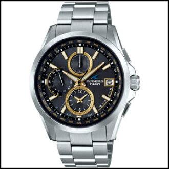 kashioshianasu Classic Line太陽能電波鐘表人手錶OCW-T2600-1A3JF