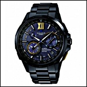新品 即日発送 カシオ オシアナス GPS ソーラー 電波 時計 メンズ 腕時計 OCW-G1000S-1AJR