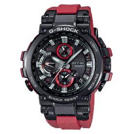 カシオ Gショック MT-G Bluetooth搭載 ソーラー 電波 時計 メンズ 腕時計 MTG-B1000B-1A4JF