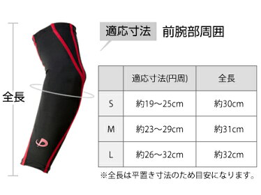 スポーツスリーブX30腕用(2枚入)