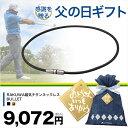 ファイテン 父の日ギフト (RAKUWA磁気チタンネックレス BULLET)   松山英樹プロ愛用のネックレスをゴルフ好きのお父さんへ