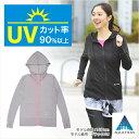 ファイテン UVカットパーカー  【送料無料】アウトドアの強い味方。紫外線カット&吸汗速乾。