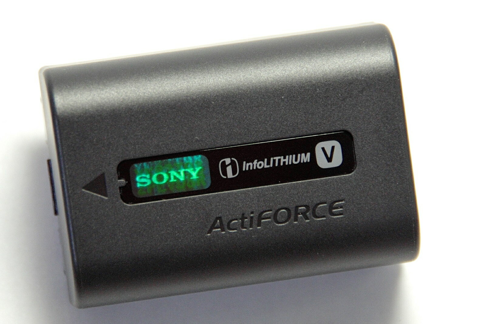SONY ソニー NP-FV50  純正ホログラム付き・新デザイン版 送料無料・あす楽対応【メール便】カメラバッテリー 充電池