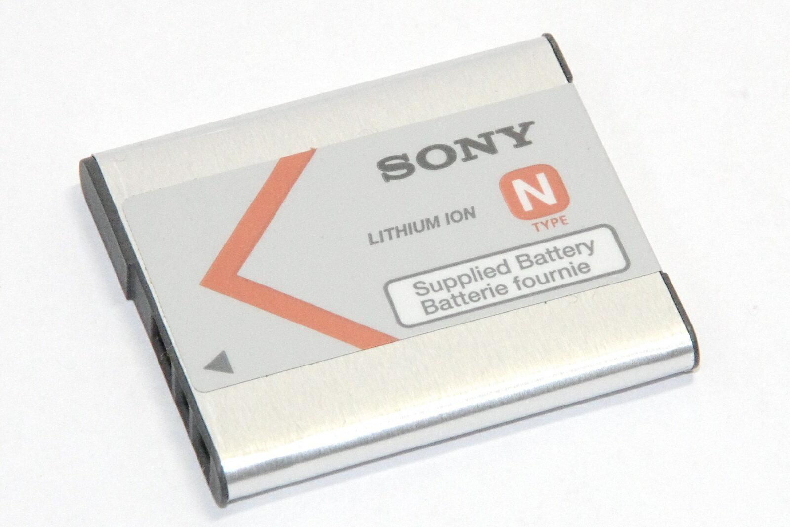 SONY ソニー NP-BN  英語表記版 リチャージャブルバッテリーパック純正同梱品 送料無料・あす楽対応【メール便】  DSC-WX70など充電池