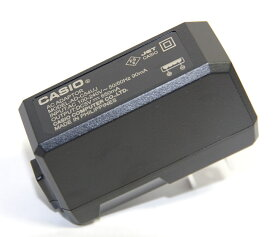CASIO カシオ AD-C54UJ デジタルカメラ EXILIM用ACアダプター カシオ純正 送料無料【メール便の場合】 ADC54UJ