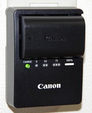 CanonLC-E6純正(充電器・バッテリーチャージャー)LP-E6.LP-E6N充電器