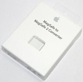 アップル純正 Apple MagSafe - MagSafe 2コンバータ MD504ZM/A 国内純正品 送料無料【メール便の場合】