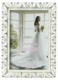 20%OFFフォトフレームはがきサイズ(L判も可)MJ91-P-SVラドンナティアラブライダルフレーム写真立てポストカード判クリスタル結婚式プレゼントLADONNA