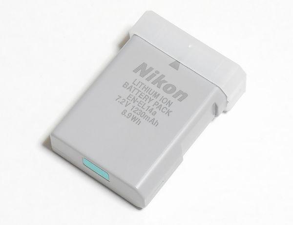 ニコン 純正 バッテリー EN-EL14a 充電池 新品 化粧箱なし Nikon ENEL14a わけあり 格安 大特価 送料無料(但し、代金引換、後払い決済不可!)