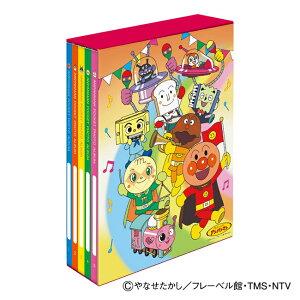 ナカバヤシ 5冊BOXポケットアルバム アンパンマン マーチ L判3段 270枚収納 5冊1組 写真整理 キャラクター台紙