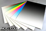 グラデーションバックグラウンドペーパー6色セット【0126PUP5F】