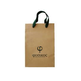 フシコス オリジナル紙袋(小) ※商品と一緒にお求めください(単品購入不可)