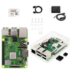 Raspberry Pi3スターターキット(16GB)