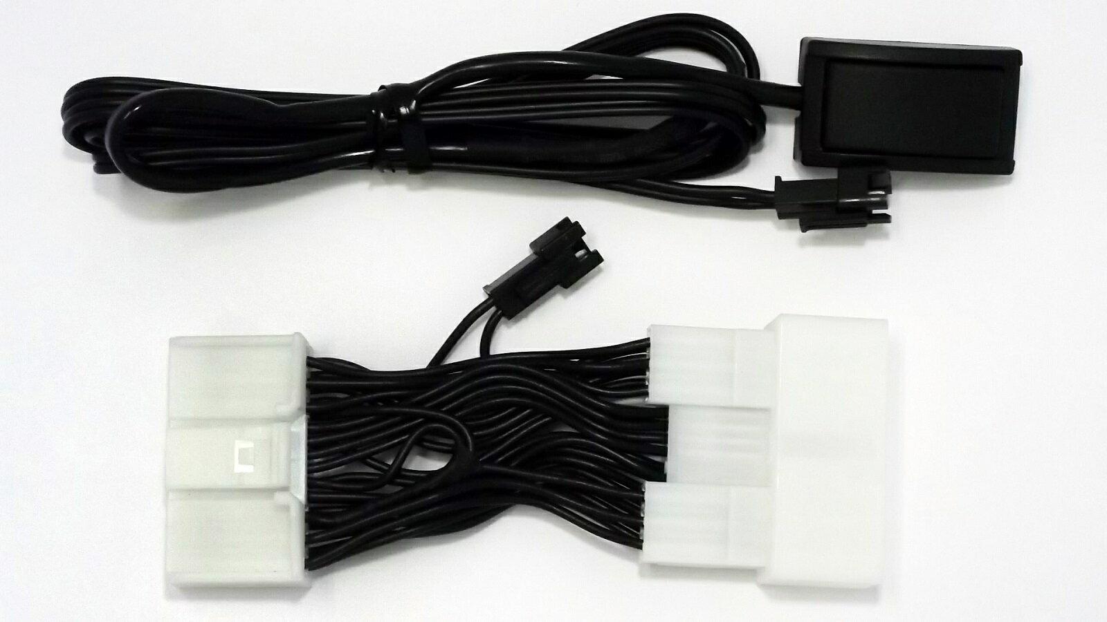 クラウンマジェスタ URS206/UZS207 走行中テレビDVDが見れるナビ 操作もできるキット