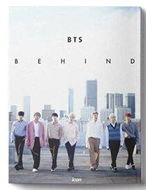 BTS 写真集 BEHIND JAPAN EDITION