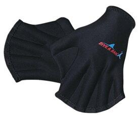 DIVE&SAIL 水かき グローブ サーフィン SAP スタンド アップ パドル 水泳 トレーニング 用 パドル フリー サイズ
