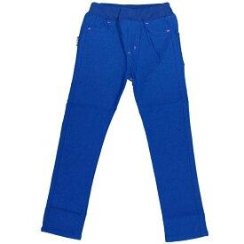 スーパーストレッチ (ブルー 100cm 110cm 120cm 130cm) ガールズ キッズ ボトムス 全4色