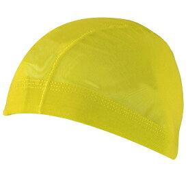 男女兼用メッシュ水泳帽(スイムキャップ) (イエロー/(黄) LLサイズ Sサイズ Mサイズ Lサイズ) ガールズ キッズ 水着 全10色