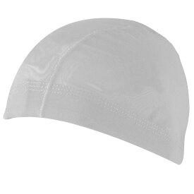 男女兼用メッシュ水泳帽(スイムキャップ) (ホワイト/(白) Sサイズ Mサイズ Lサイズ LLサイズ) ガールズ キッズ 水着 全10色