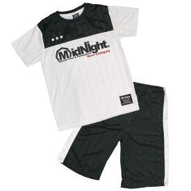 ボーイズ ジュニア 上下セット[Perfect Dash]Tシャツハーフパンツ上下セット シャドーブリスター セットアップ Tスーツ運動会