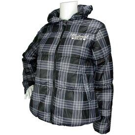 7f343c2378aad 女の子 ジュニア チェック柄 中綿ジャンパー Aライン ジャケット コート 上着 女児 子供用 (